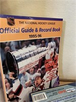 Many Hockey Books