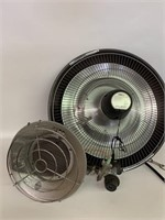 Two Portable Gas Heaters
