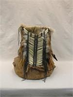 Wicker Native American Dream Basket-