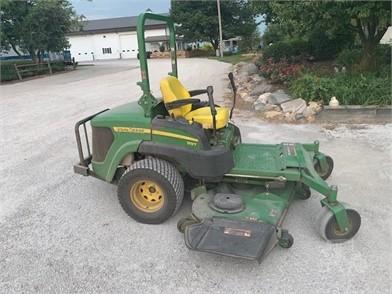 John Deere Zero Turn Lawn Mowers For Sale In Illinois - 234