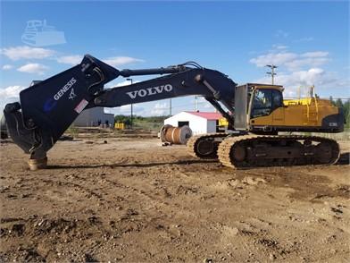 VOLVO EC700 For Sale - 40 Listings   MachineryTrader com