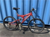 Mongoose Aluminum Frame Mountain Bike