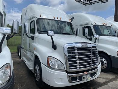 FREIGHTLINER CASCADIA Trucks For Sale In Mississippi - 141