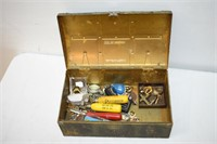 Old Box with Contents