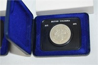 1971 & 1972 Canadian Mint Coin Set