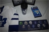 (5) Toronto Maple Leaf's Collectibles