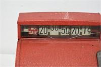Old Metal Cash Register (Imperfect)