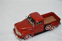 """1953 Metal Chevy Pick Up 6"""" & Tow Truck"""