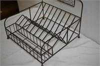 Table De Famille Metal Rack