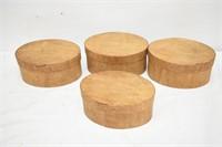 (4) Matching Boxes