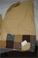 (2) Shower Curtains (Thistleberry & Scrapbook)