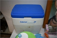 Coleman Cooler, Lunch Containers, etc.