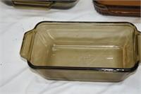 Anchor Hocking Pans & Loaf Dish
