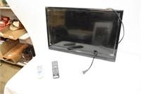 "27"" Insignia TV with Remote"