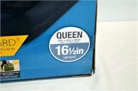 Intex Durabeam Raised Airbed - Queen
