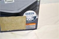 Intex Durabeam Plus Raised Airbed - Queen