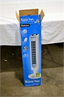 Holmes Tower Fan with Remote