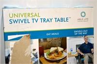 Universal Swivel TV Tray Table