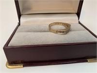 14KT Gold Gemstone Ring