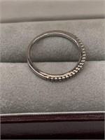 Ladies Delicate Gemstone Ring