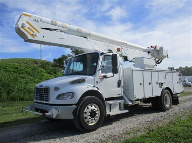 ALTEC AA55 MH Bucket Trucks / Service Trucks For Sale - 5
