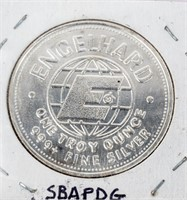 Coin 4 Troy Ounce Silver Rounds