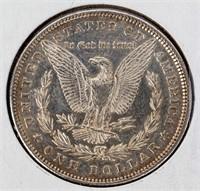 Coin 1879-P  Morgan Silver Dollar Brilliant Unc.