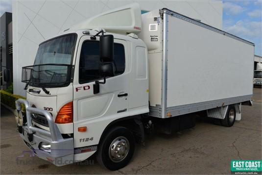 2013 Hino 500 Series 1024 FD - Trucks for Sale