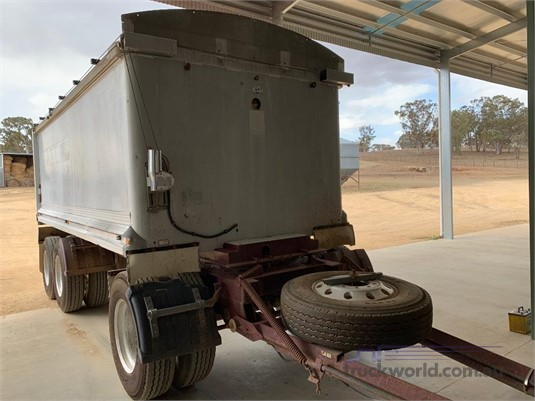 1994 Hamelex HXDT3 Trailers for Sale