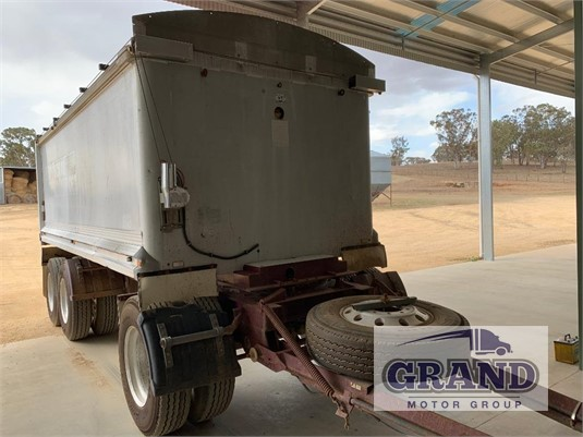 1994 Hamelex HXDT3 Grand Motor Group  - Trailers for Sale