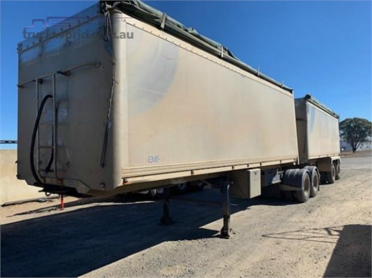 2006 Lusty Ems Tipper Trailer - Trailers for Sale