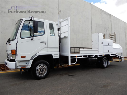 2006 Mitsubishi Fighter 14 Trucks for Sale