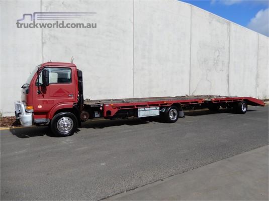 2000 Nissan Diesel UD Trucks for Sale