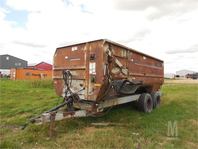Feed/Mixer Wagon For Sale - 2440 Listings   MarketBook ca