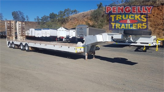 2011 Rhino Low Loader Platform Pengelly Truck & Trailer Sales & Service - Trailers for Sale