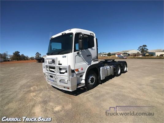 2009 Nissan Diesel UD GW470 Carroll Truck Sales Queensland - Trucks for Sale