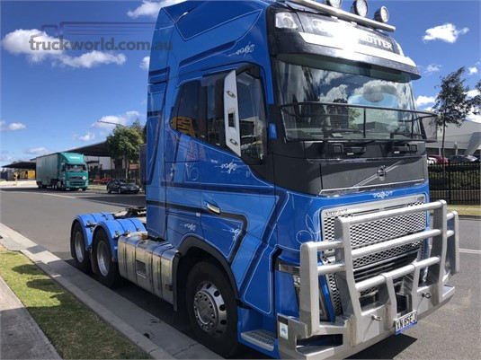 2016 Volvo FH600 Trucks for Sale