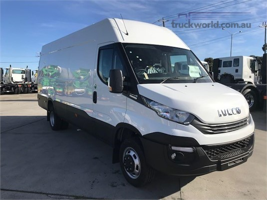 2018 Iveco Daily 50c17 - Trucks for Sale