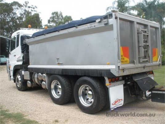 2014 UD GW26 470 Quon Steve Penfold Transport Pty Ltd - Trucks for Sale