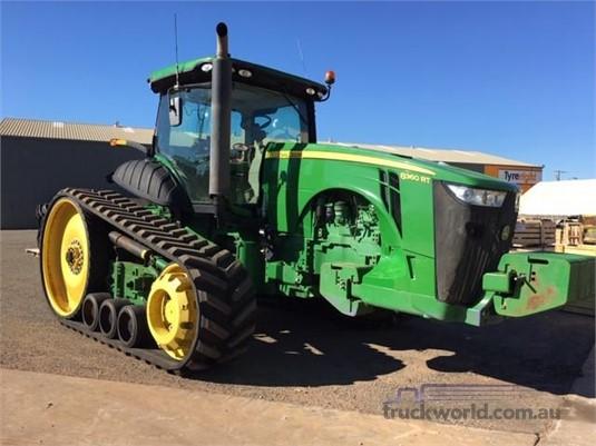 2013 John Deere 8360RT  - Farm Machinery for Sale