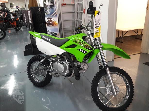 KAWASAKI KLX110 Dirt Bike Motorcycles For Sale - 15 Listings