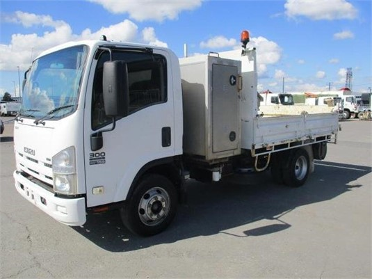 2010 Isuzu NPR - Trucks for Sale