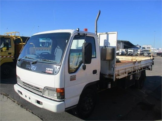 2003 Isuzu NPR - Trucks for Sale
