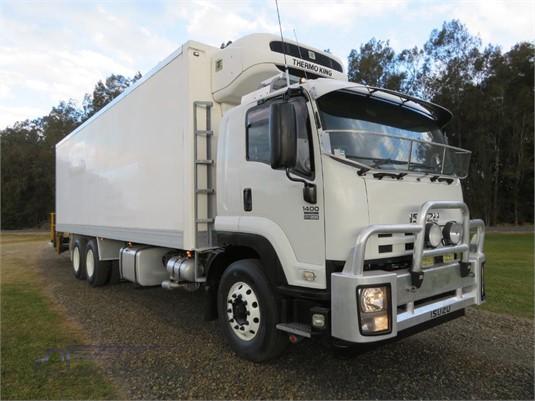 2014 Isuzu FVL1400 - Trucks for Sale