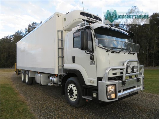 2014 Isuzu FVL1400 Midcoast Trucks - Trucks for Sale