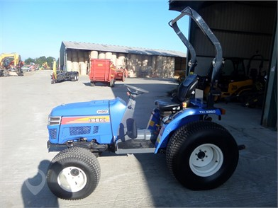 Used ISEKI Less Than 40 HP Tractors for sale in the United