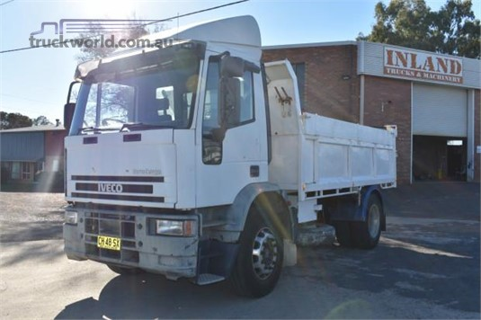 2000 Iveco Eurocargo ML170 - Trucks for Sale