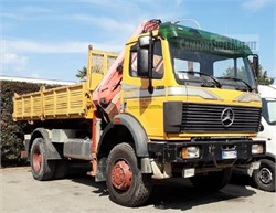Mercedes-benz 1729  Usato