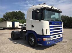 Scania P164l480  used