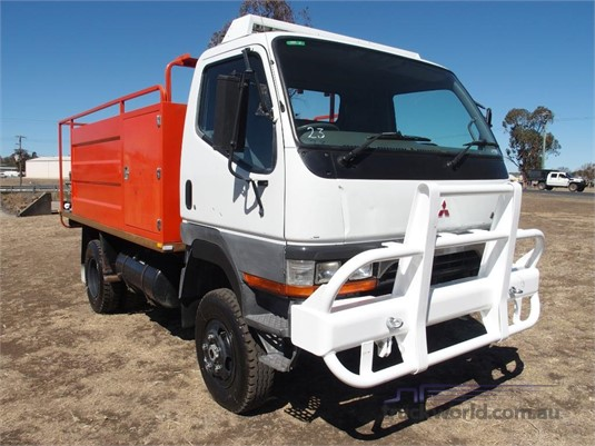 1996 Mitsubishi Canter 4x4 4x4|Cab Chassis|Fire Truck